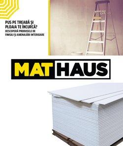 Oferte MatHaus în catalogul MatHaus ( Expirat)