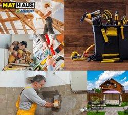Oferte Materiale de Constructii și Bricolaj în catalogul MatHaus ( 4 zile)