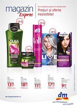 DM offers in the Bucareșt catalogue