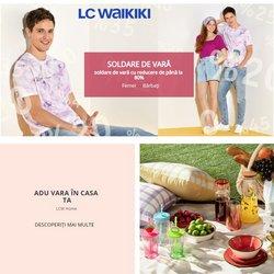 Oferte Haine, Incaltaminte și Accesorii în catalogul LC Waikiki ( Publicat azi)