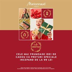 Catalog Marionnaud ( Acum 2 de zile )
