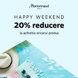 Oferte Frumusețe și Sanatate în catalogul Marionnaud ( Expiră mâine)