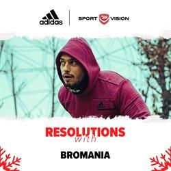 Oferte Sport în catalogul Sport Vision din Bucareșt ( Publicat ieri )