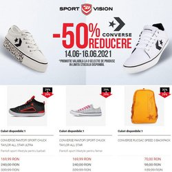 Oferte Sport în catalogul Sport Vision ( 3 zile)