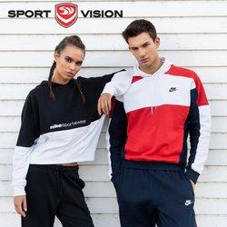 Oferte Sport în catalogul Sport Vision ( 5 zile)