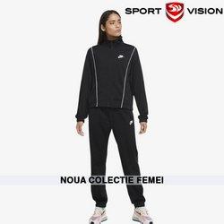 Oferte Sport în catalogul Sport Vision ( Peste 30 de zile)