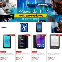 Oferte Electronice și electrocasnice în catalogul Flanco ( 3 zile )