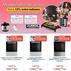 Oferte Electronice și electrocasnice în catalogul Flanco din Reșița ( Publicat ieri )