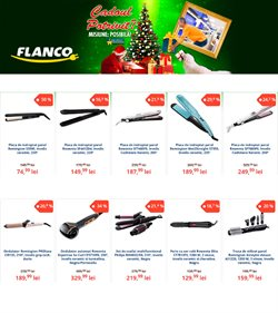 Electronice și electrocasnice offers in the Flanco catalogue in Moreni