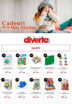Catalog Diverta ( Publicat ieri )