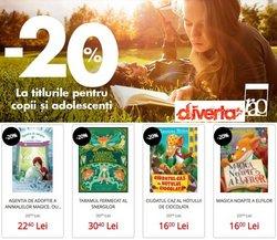 Catalog Diverta ( Acum 2 de zile )