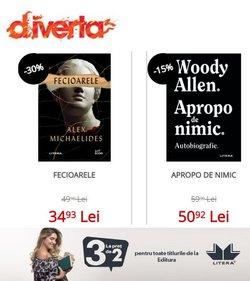 Oferte Vacanța și Timp Liber în catalogul Diverta ( 9 zile)