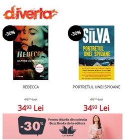 Oferte Vacanța și Timp Liber în catalogul Diverta ( Publicat ieri)