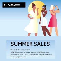 Oferte Frumusețe și Sanatate în catalogul MAC Cosmetics ( Publicat ieri)