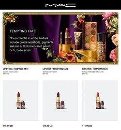 Oferte MAC Cosmetics în catalogul MAC Cosmetics ( Peste 30 de zile)