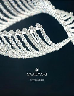 Swarovski offers in the Bucareșt catalogue