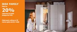 Ikea offers in the Bucareșt catalogue