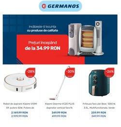 Oferte Germanos în catalogul Germanos ( Expiră mâine)