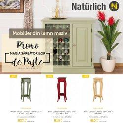 Oferte Casă și Mobilia în catalogul Naturlich ( 13 zile )