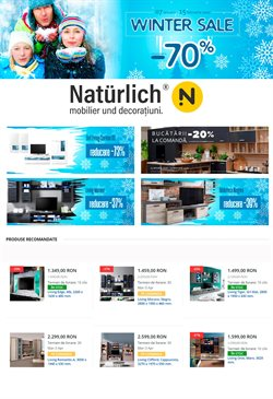Naturlich offers in the Mediaș catalogue