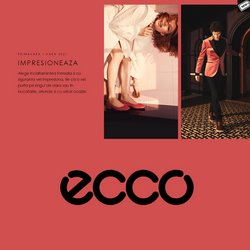 Oferte Haine, Incaltaminte și Accesorii în catalogul ECCO ( 23 zile)