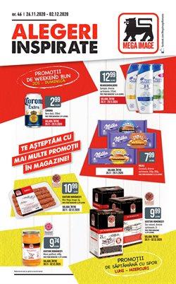 Catalog MEGA IMAGE Bucareșt ( Expirat )