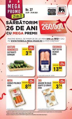 Oferte Supermarket în catalogul MEGA IMAGE ( Publicat ieri)