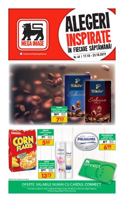 MEGA IMAGE offers in the Bucareșt catalogue