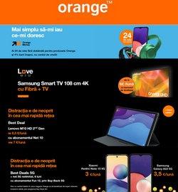 Oferte Electronice și electrocasnice în catalogul Orange ( 2 zile)