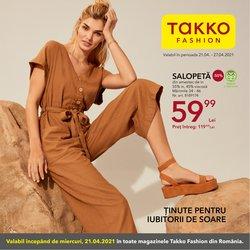 Catalog Takko ( Publicat azi)