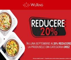 Oferte Restaurante în catalogul Wu Xing ( 6 zile)