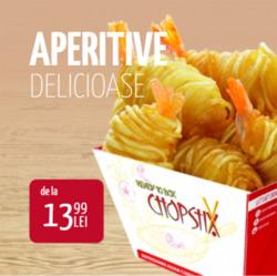 Restaurante offers in the Chopstix catalogue in Bucareșt