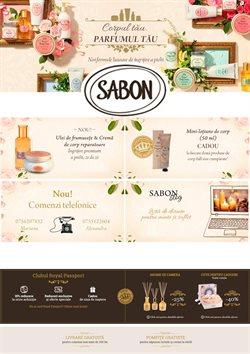 Oferte Frumusețe și Sanatate în catalogul SABON din Bucareșt ( 24 zile )