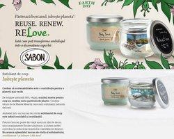 Catalog SABON ( Publicat ieri )