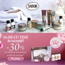 Oferte Frumusețe și Sanatate în catalogul SABON ( Publicat azi)