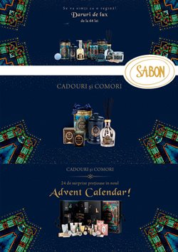 SABON offers in the Bucareșt catalogue
