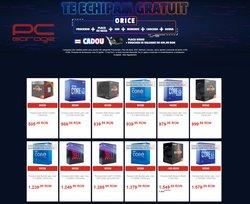 Oferte Electronice și electrocasnice în catalogul PC Garage din Reșița ( Publicat ieri )