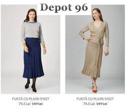 Catalog Depot 96 ( Expiră astăzi )