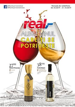 Real offers in the Oradea catalogue