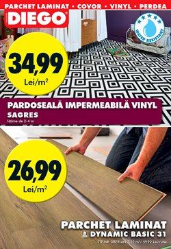 Oferte Materiale de Constructii și Bricolaj în catalogul Diego ( 6 zile )
