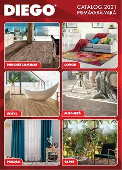 Oferte Materiale de Constructii și Bricolaj în catalogul Diego ( Peste 30 de zile )