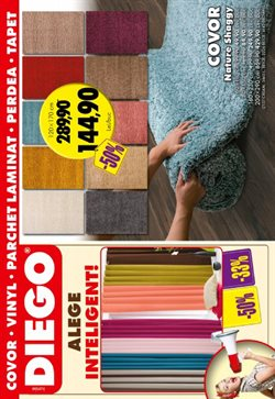 Diego offers in the Bucareșt catalogue