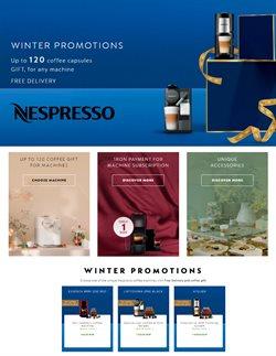 Catalog Nespresso Bucareșt ( Expiră astăzi )