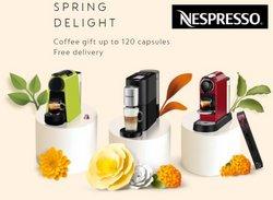 Catalog Nespresso Bucareșt ( Expirat )