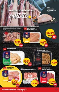 Oferte de Carne în Penny Market
