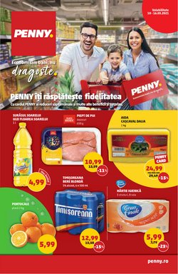Catalog Penny Market Bucareșt ( Expirat )