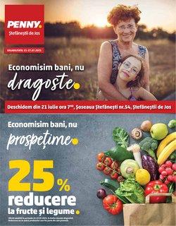 Oferte Supermarket în catalogul Penny Market ( 4 zile)