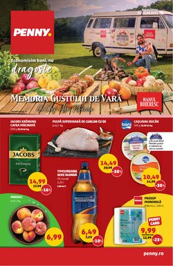 Oferte Supermarket în catalogul Penny Market ( Publicat azi)