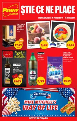 Supermarket offers in the Penny Market catalogue in Vatra Dornei