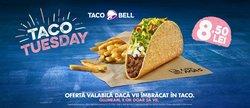 Catalog Taco Bell ( Expiră astăzi )